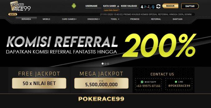 Pokerace99 Situs Poker Online Terbaik Dan Terpercaya Indonesia Vidamujer Org