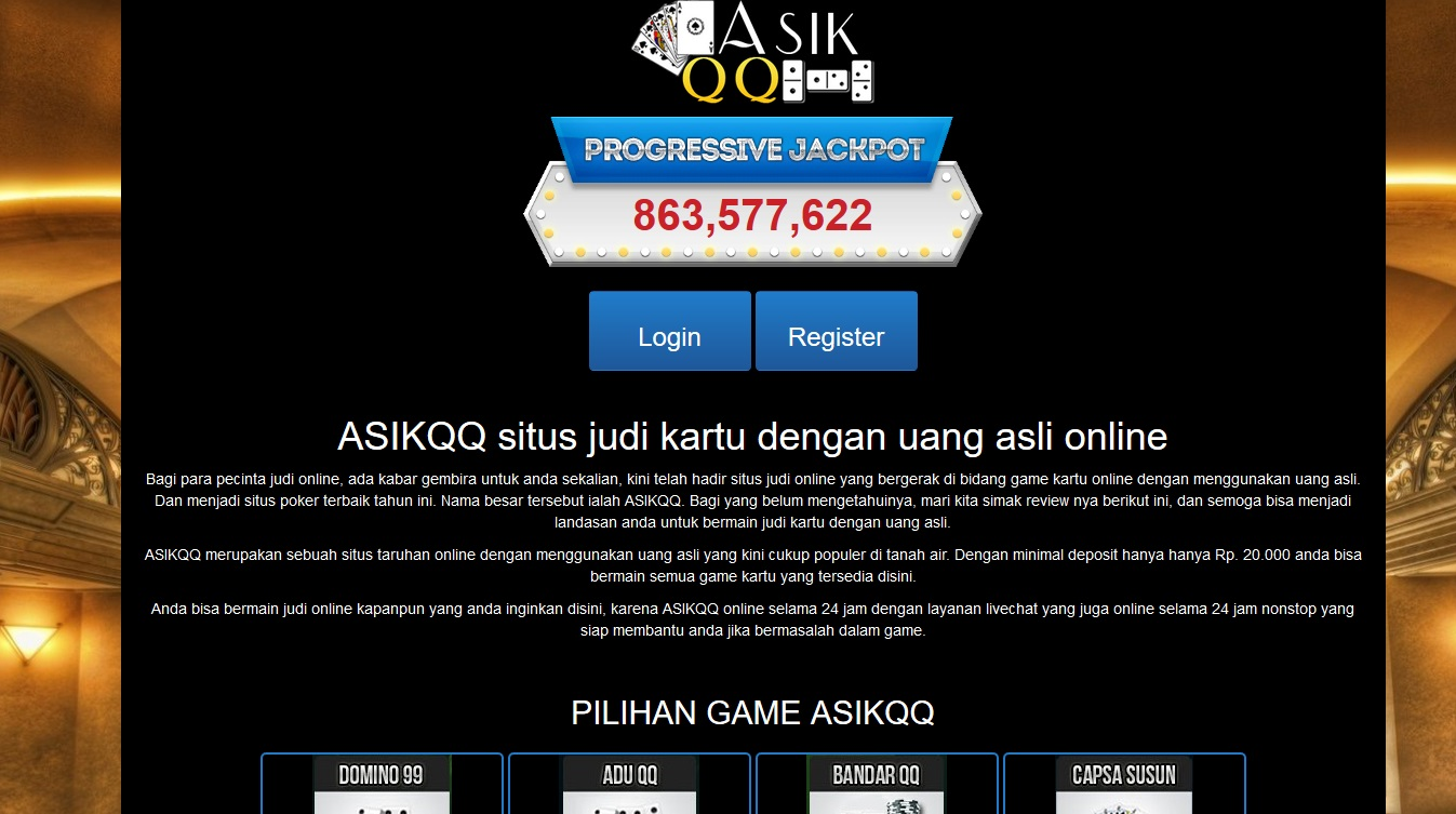 Asikqq Website Bandarq Dan Domino Online Terbaik Dan Terpercaya Vidamujer Org