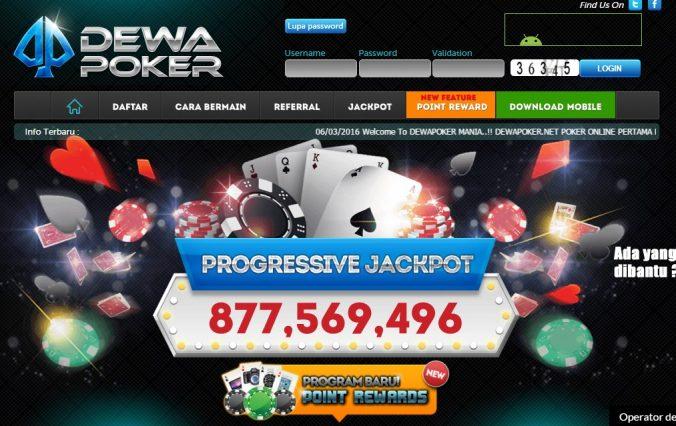 Bermain Judi Poker Di Situs Judi Online Terbaik Dewapoker