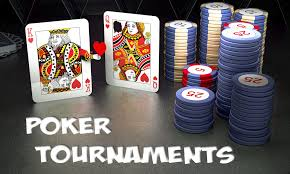 Texas Holdem Tournament - Playing Heads-Up Takes Nerve, Skill And Bluff